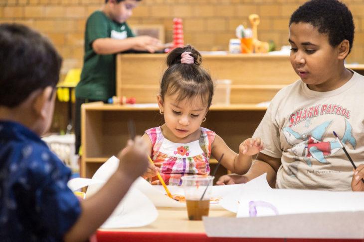 Detroit children education research